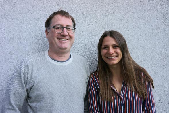 Herr Thöle und Frau Michael