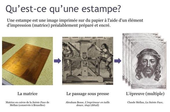 Illustration extraite du livret d'accompagnement adulte à l'oeuvre du mois de février 2016 / Musée Boucher-de-Perthes, Abbeville