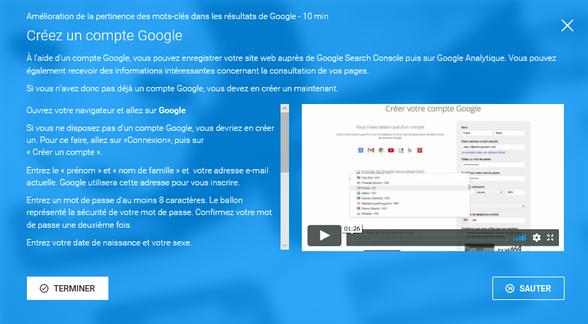 Registra il tuo sito alla Google Search Console
