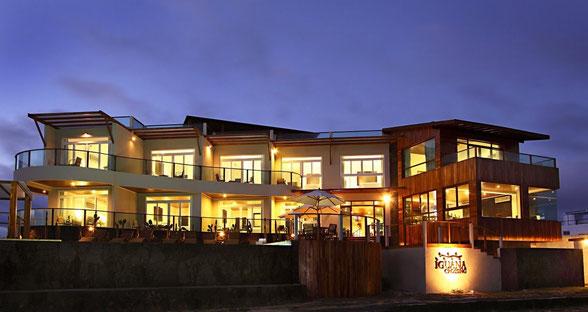 Hotel Verlängerung nach der Kreuzfahrt auf den Galápagos Inseln? Das Hotel Iguana Crossing ist eine schöne Alternative!