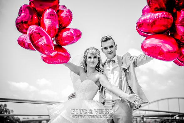 Hochzeitsfotograf in Straubing und Deggendorf. Hochzeit von Alina und Vladi