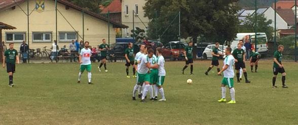 SG Herleshausen Nesselröden Ulfegrund TSV Heiligenrode