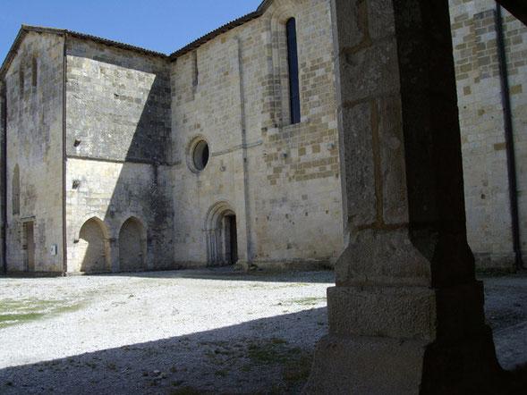 orthe arthous hastingues landes abbaye