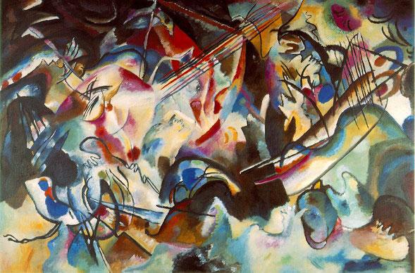 《Composition 6》(1913年)