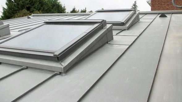 Couverture zinc Marchand toiture