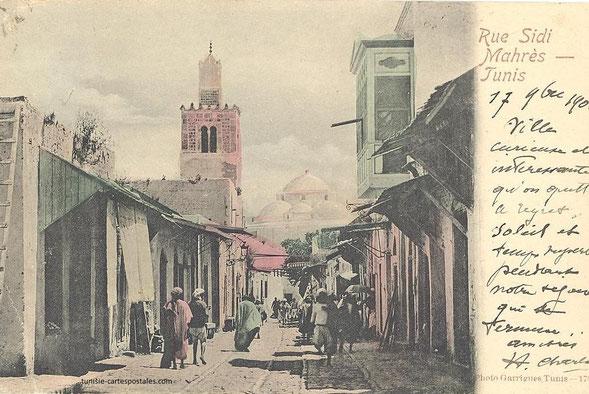rue Sidi Mahrés