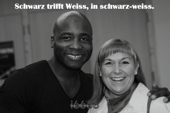 i6666 : Schwarz trifft Weiss - in Schwarz-Weiss