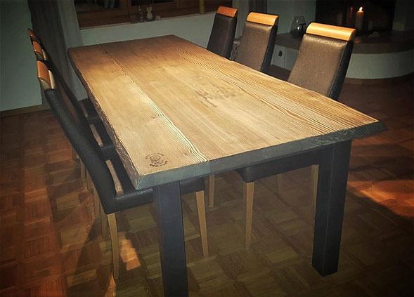 Tische Massivholz Fichte / Tanne