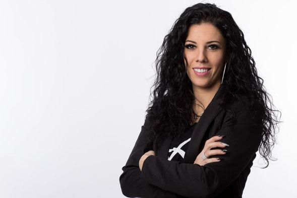 Geschäftsführerin Geschäftsinhaberin Style Me Up Füllinsdorf Nadia Occhiuzzi