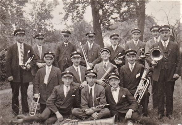 Gründer und Mitglieder bis 1932