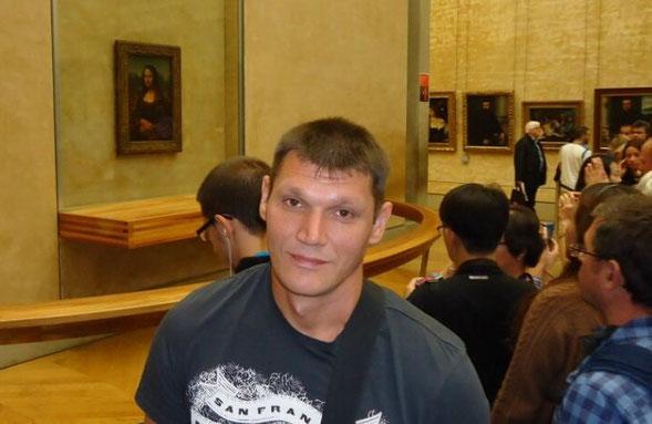 Самые знаменитые шедевры Лувра - Мона Лиза