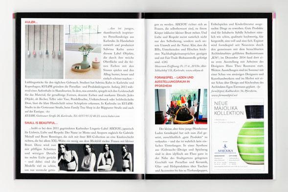 Inka Magazin 04/2015