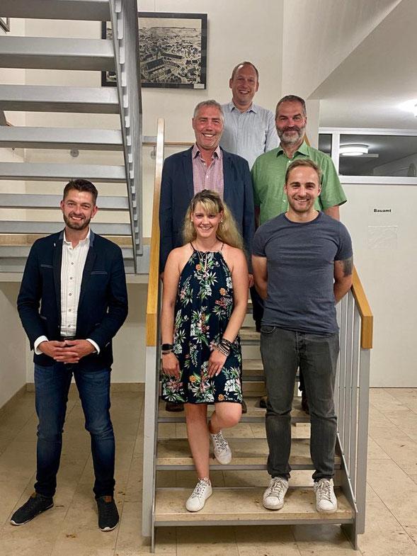 iHR Vorstand 2019