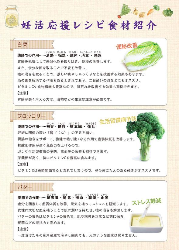ロール白菜 食材紹介