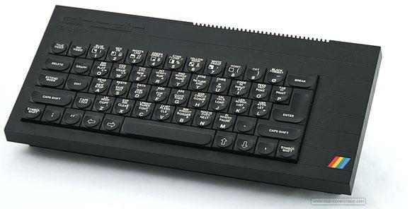 Sinclair ZX Spectrum 48K (versión Plus)