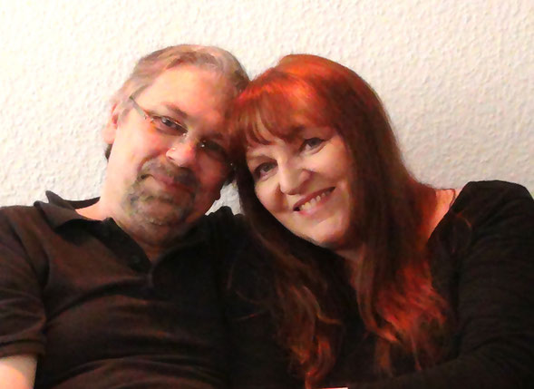 Norbert Nowak und Rita Helmholtz
