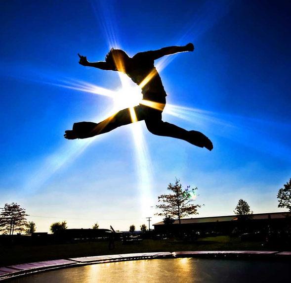 фотографии прыжков-9