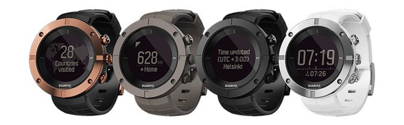 Suunto Kailash Watch