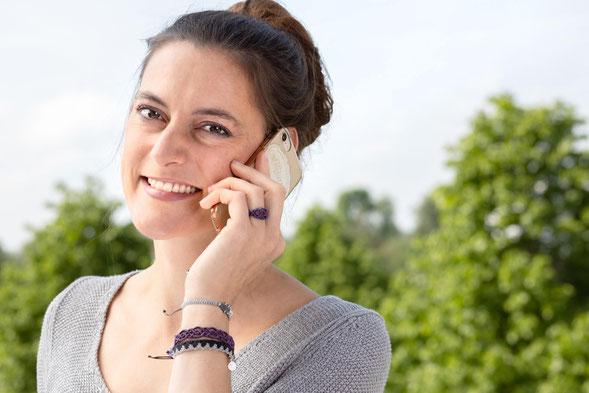 Kontakt Filigarna Makramee Schmuck Julia Spreiter aus Erlangen - gut erreichbar auch in der Region Nürnberg, Bamberg, Forchheim und Umgebung
