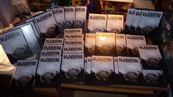 Exemplaires DVD