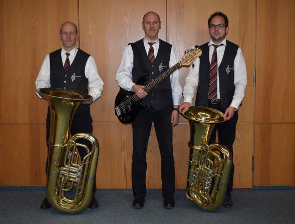 Tuba der Spielgemeinschaft Hütschenhausen