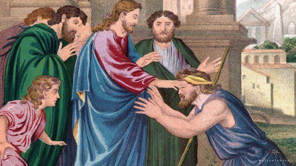 Wie war es Jesus möglich Wunder zu wirken? Ein wahrer Bericht über sein Wirken, erzählt von Renate Schmid.
