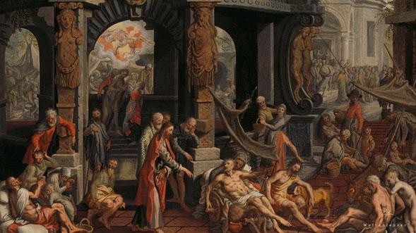 Wie war es Jesus möglich Wunder zu wirken?