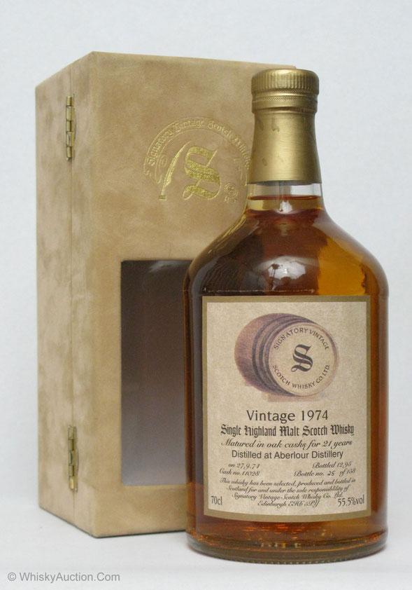 Signatory Vintage 1974