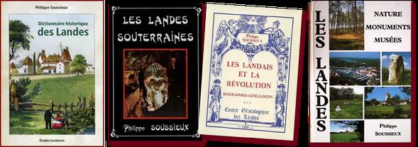 orthe landes peyrehorade aquitaine livresetnous philippe soussieux