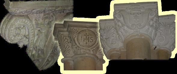 orthe, landes, sorde l'abbaye, aquitaine, france, eglise abbatiale, mosaique