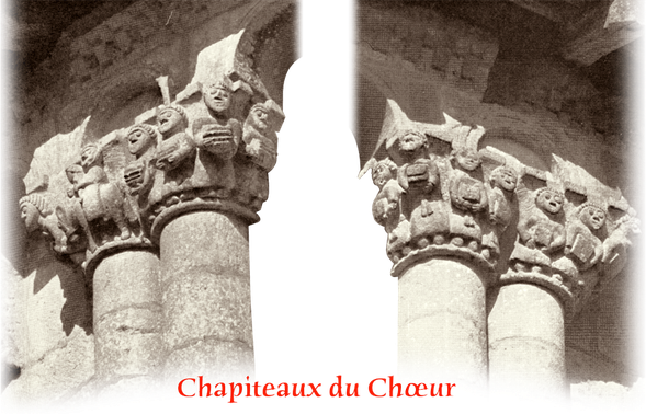 orthe, arthous, hastingues, landes, abbaye, modillon, cloitre, aquitaine, absidiole