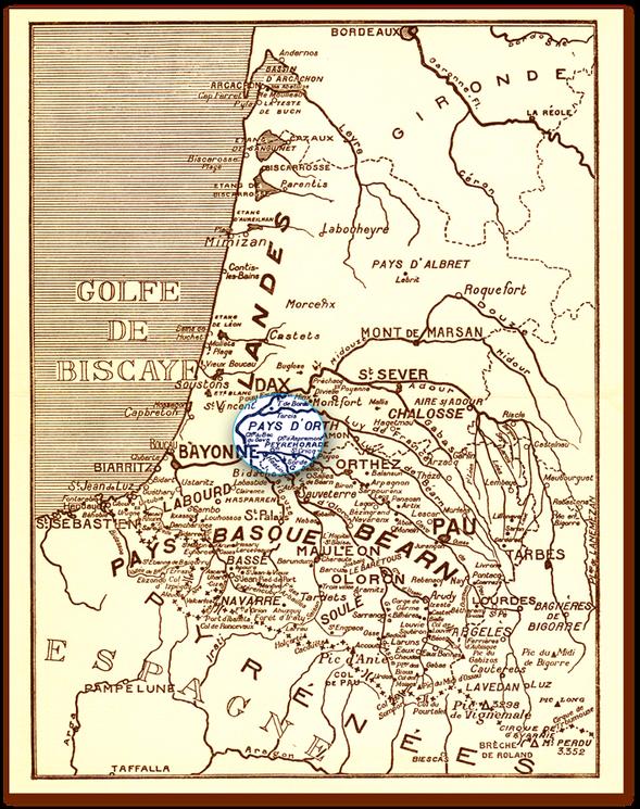 orthe, peyrehorade, landes, aquitaine, gaves, cauneille, sorde l'abbaye, saumon, aspremont, alose, couralin, biscaye, pays basque