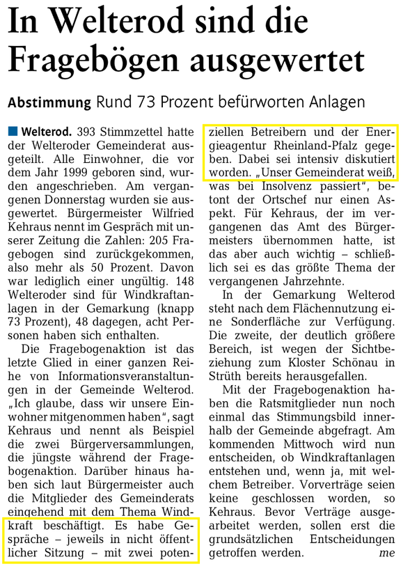 Rhein-Lahn-Zeitung v. 28.02.2015