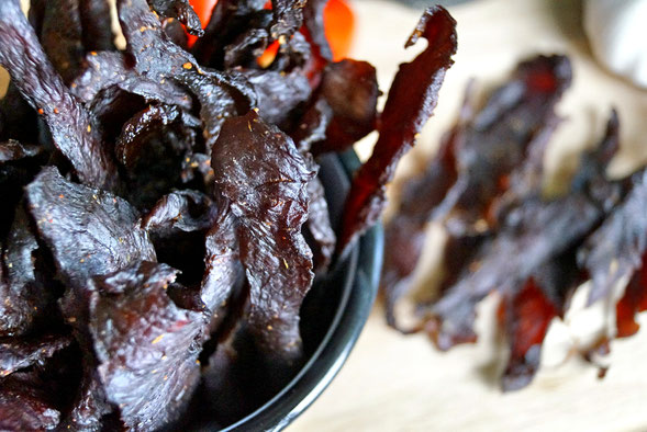 Beef Jerky - so gut!