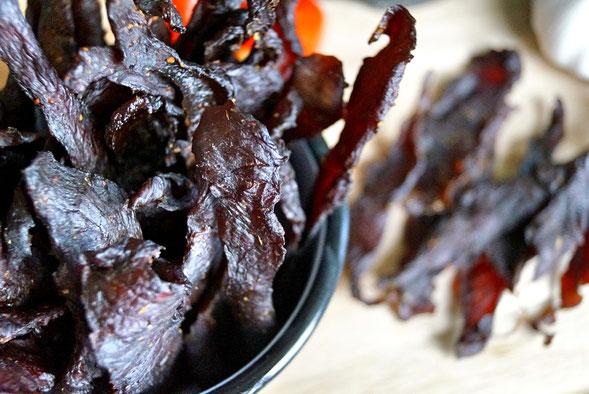 Beef Jerky - so gut!