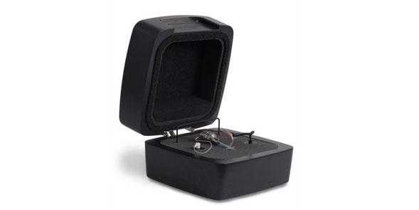 TBS10補聴器特性測定装置(内側)