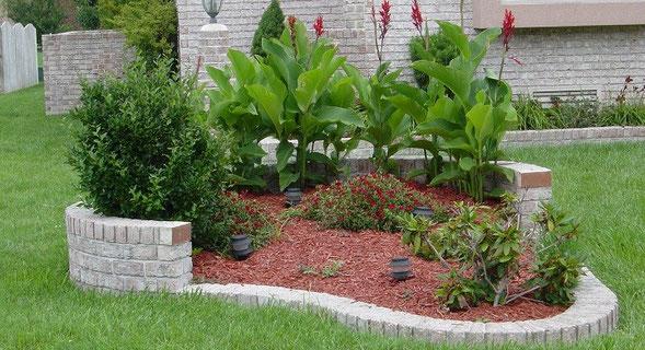 Decora bien tu jardin jardineras de madera - Jardineras de exterior ...