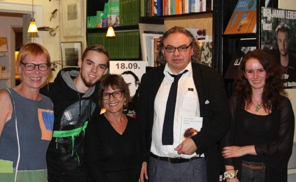 Artur Becker mit Slawski Team