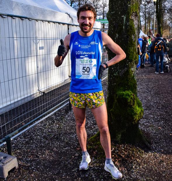 Andreas Keil-Forneck lief beim Straßenrennen in Apeldoorn (Niederlande) ein sehr starkes Rennen über 8 km. Sein Kumpel Christoph Gallo zeigte sich mit seinem Comeback beim Eurocross in Diekirch (Luxemburg) zufrieden.
