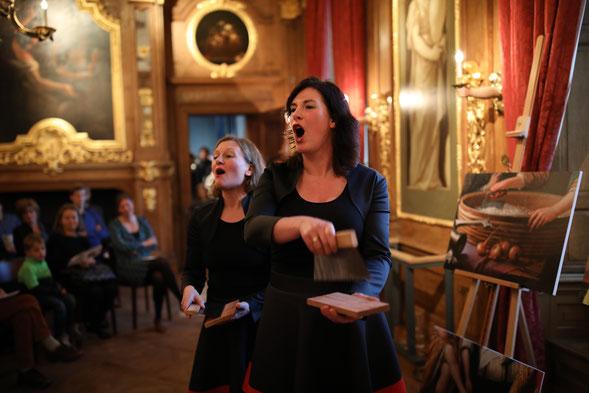 Fotos Mauritshuis: Ivo Hoekstra