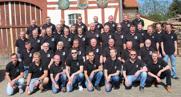 Die Jung- und Altgesellen - Tradition seit 1847