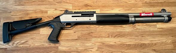Flinte Remington 870 Pumpflinte