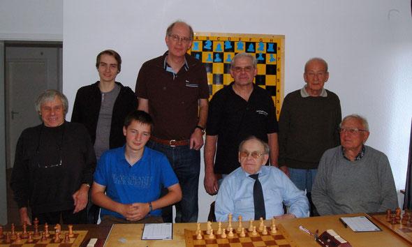 2. Mannschaft (14.09.2014)