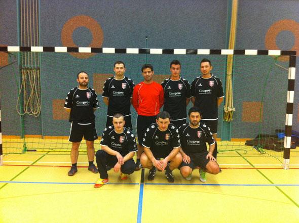 3.Platz - FC Prishtina, Bern