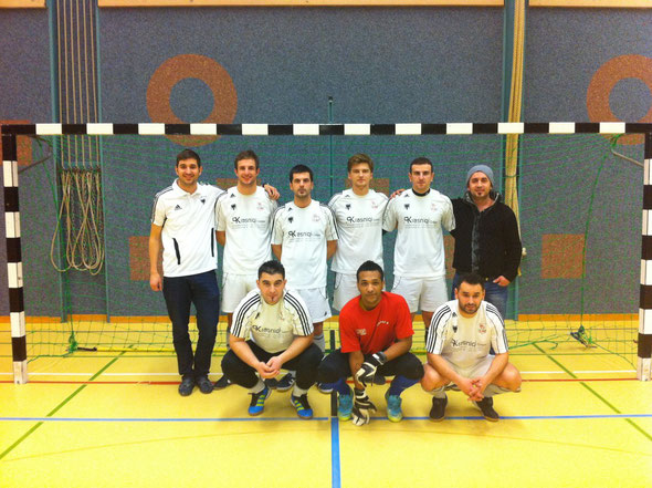2.Platz - FC Besa, Biel