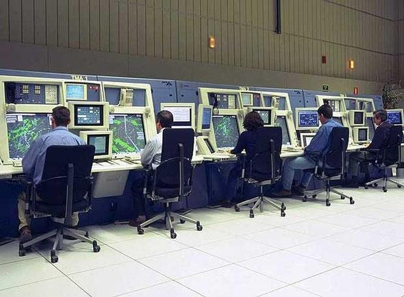 Centro de Control Aéreo de Madrid
