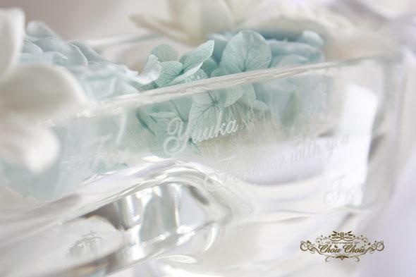 ガラスの靴 プロポーズ ディズニー シンデレラ フラワー リングピック エンゲージリング