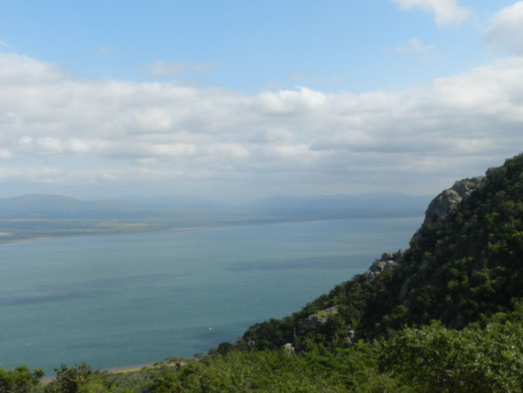 Jozini Dam - Northern KZN