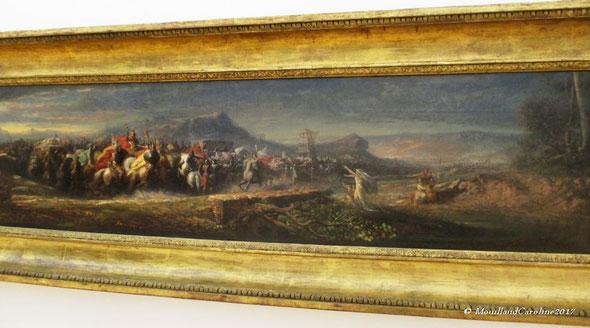 La bataille de Gergovie, 1868, Joseph NAVLET