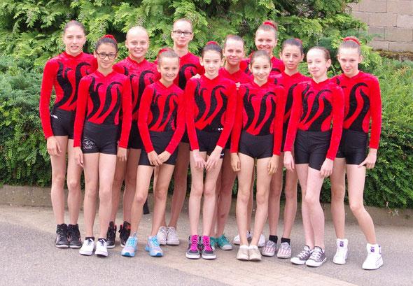Fédéral Jeunesses 2014